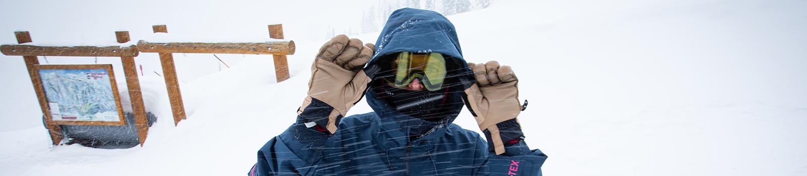 Quiksilver Mens Snow Shop - Scarves