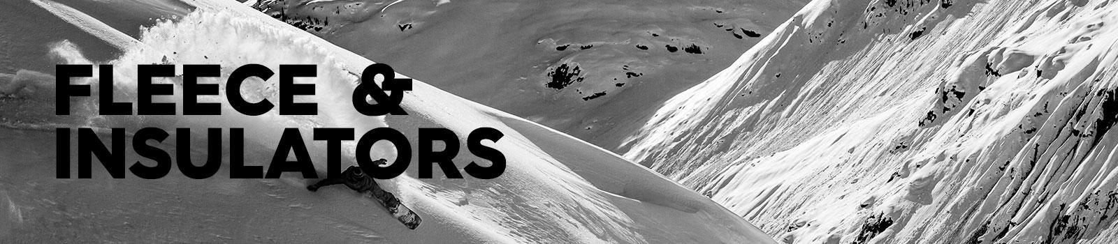 Quiksilver Mens Snow Shop - Thermals