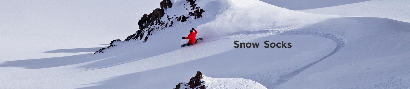 Quiksilver Mens Snow Shop - Snow Socks