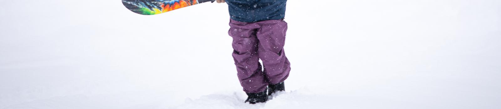 Quiksilver Mens Snow Shop - Snow Pants